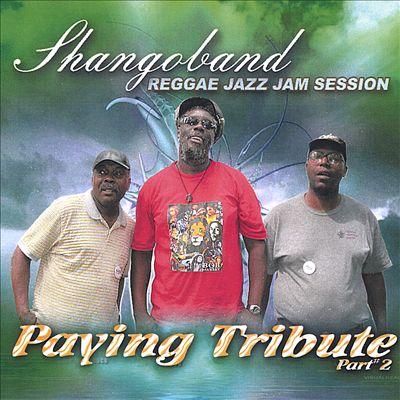 Paying Tribute Part#2/Reggae Jazz Jam Session.