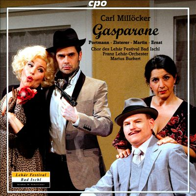 Carl Millöcker: Gasparone