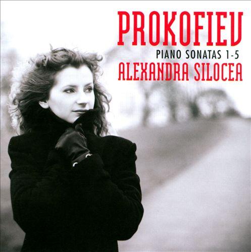 Prokofiev: Piano Sonatas Nos. 1-5