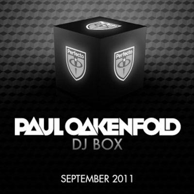 DJ Box: September 2011