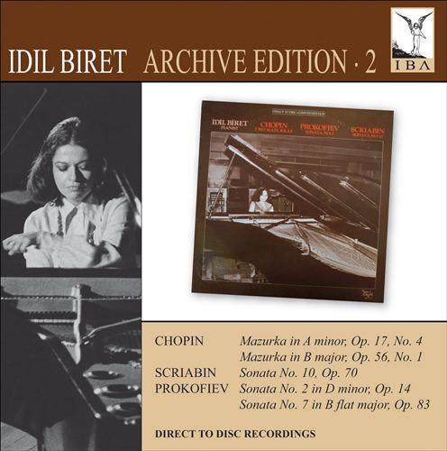 Idil Biret: Archive Edition, Vol. 2