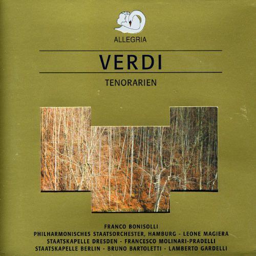 Verdi: Arias For Tenor [Germany]