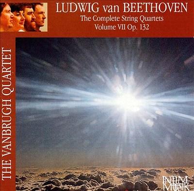 Beethoven: String Quartets, Vol. 7