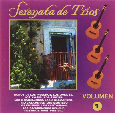 Serenata de Trios, Vol. 1