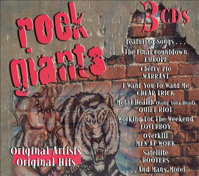 Rock Giants [Platinum]