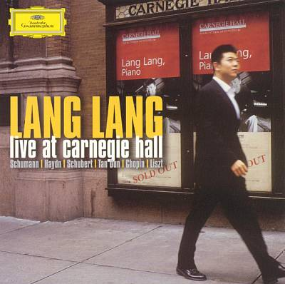 Live at Carnegie Hall