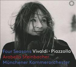 Four Seasons: Vivaldi, Piazzolla