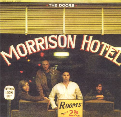 The doors music lyrics