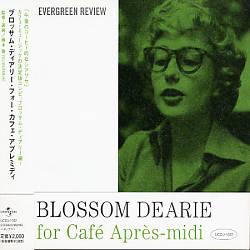 Blossom Dearie for Café Aprés-midi