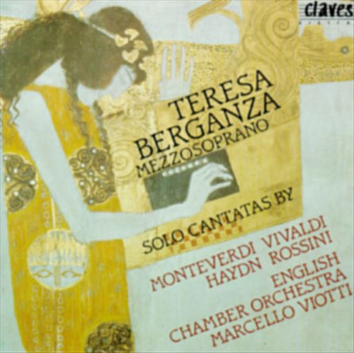 Solo Cantatas by Monteverdi, Vivaldi, Haydn, Rossini