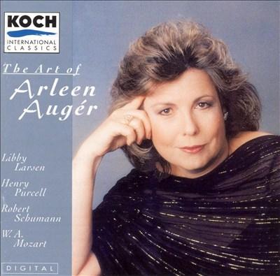 The Art of Arleen Augér