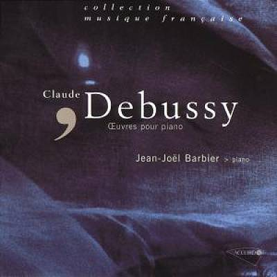 Debussy-Oeuvres Pour Piano (Fra) (Dig)