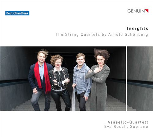 Insights: The String Quartets by Arnold Schönberg