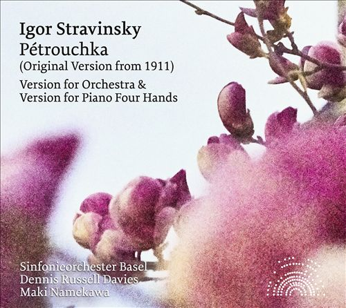 Igor Stravinsky: Pétrouchka (Original Version from 1911)