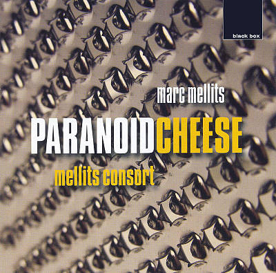 Marc Mellits: Paranoid Cheese