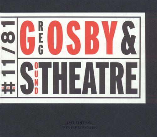 Greg Osby & Sound Theater