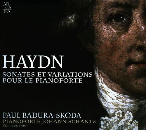 Haydn: Sonates et Variations pour le Pianoforte