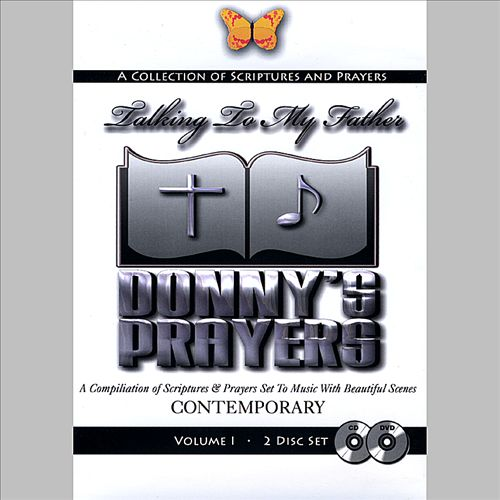 Donny's Prayers: Contemporary, Vol. 1