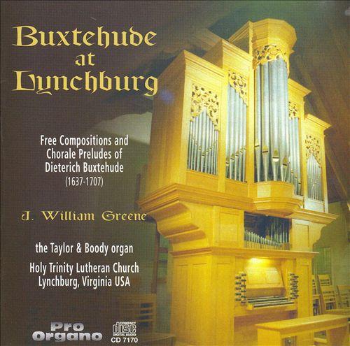 Buxtehude at Lynchburg