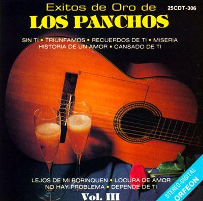 Asi Cante Con los Panchos, Vol. 3