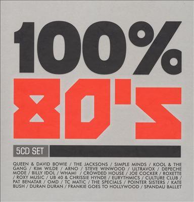 100% 80's