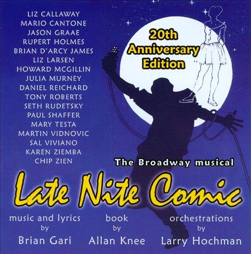 Late Nite Comic: 20th Anniversary Edition