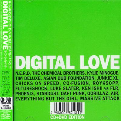 Digital Love [Bonus DVD]