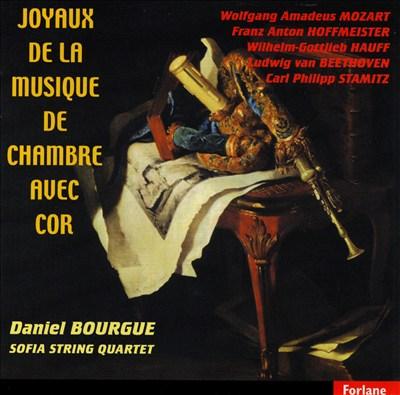 Joyaux de la Musique de Chambre avec Cor