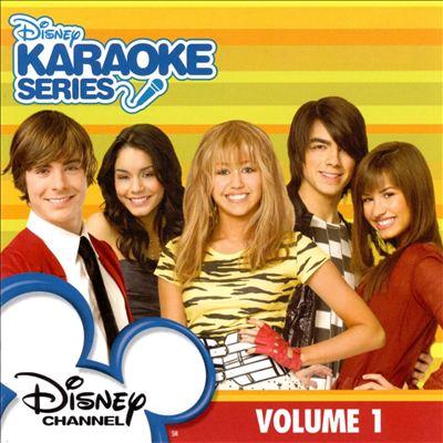 Disney Karaoke: Disney Channel, Vol. 1