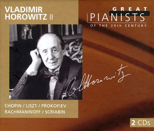 Vladimir Horowitz 2