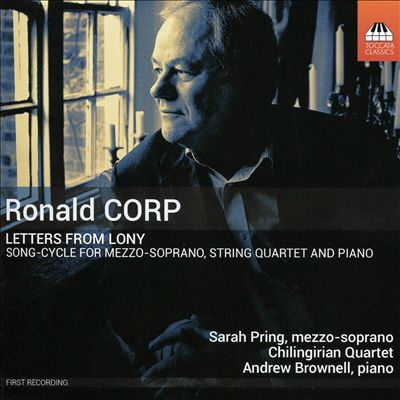 Ronald Corp: Letters from Lony