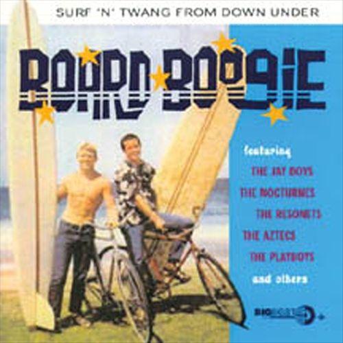 Board Boogie: Surf'n Twang from Down Under