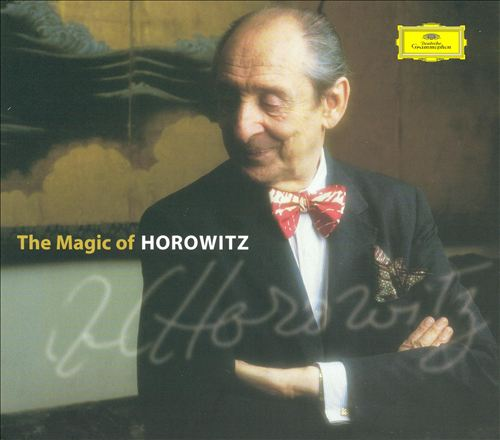 The Magic of Horowitz [CDs+DVD]