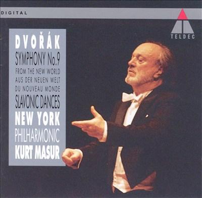 """Dvorák: Symphony No. 9 """"From the New World""""; Slavonic Dances"""