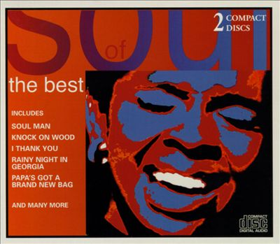 Best of Soul [Boxsets 1996]