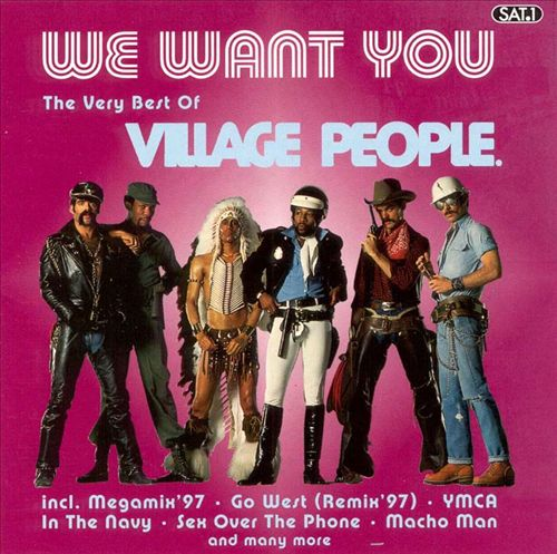 We Want You: Very Best of the Village People
