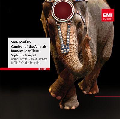Saint-Saëns: Karneval der Tiere; Septett