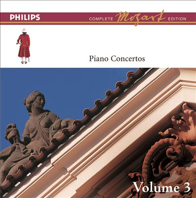 Mozart: The Piano Concertos, Vol. 3 [Complete Mozart Edition]