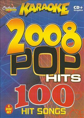 Chartbuster Karaoke: 2008 Pop Hits
