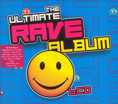 Ultimate Rave Album [2005]
