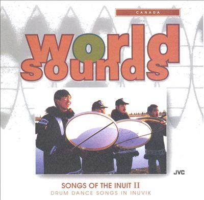 Drum Dance Songs in Inuvik