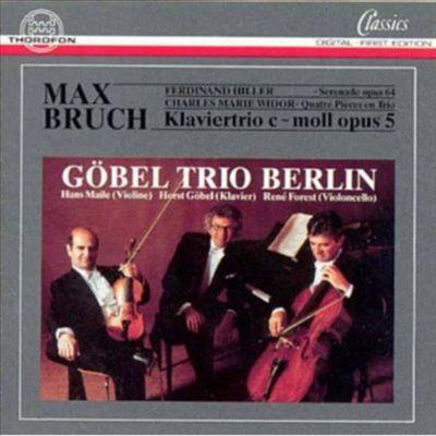 Max Bruch: Klaviertrio c-moll, Op. 5