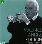 Maurice André Edition: Concertos, Vol. 3