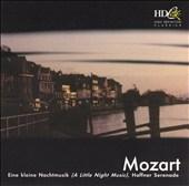 Mozart: Eine kleine Nachtmusik; Haffner Serenade