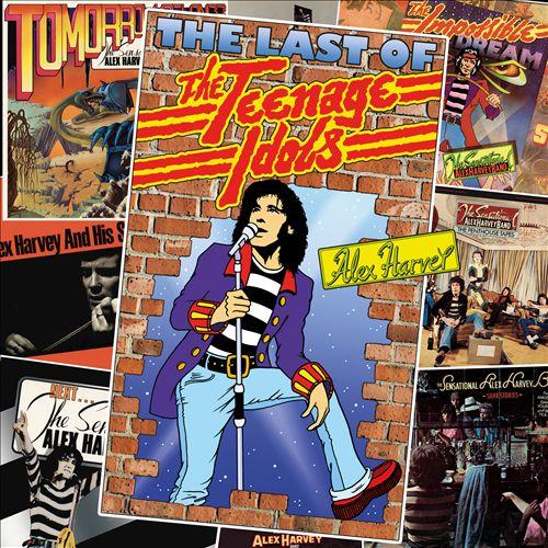 The Last of the Teenage Idols