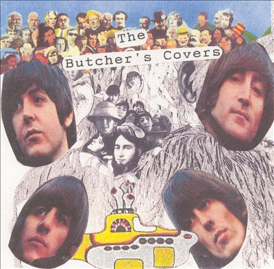 The Butcher's Covers