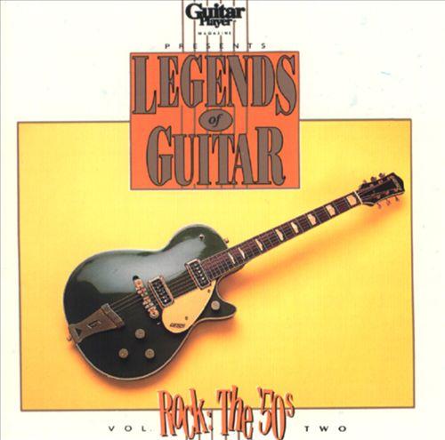 Guitar Player Presents Rock Legends of Guitar: The 50s, Vol. 2