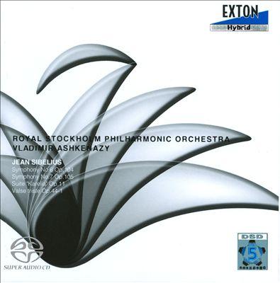 Sibelius: Symphonies Nos. No. 6 & 7; Karelia Suite; Valse triste