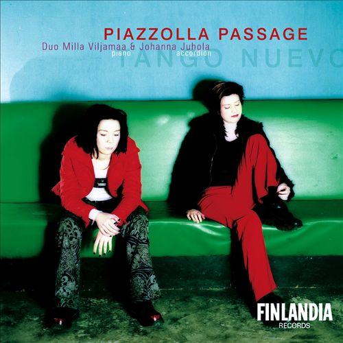 Piazzolla Passage