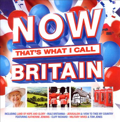 Now That's What I Call Britain